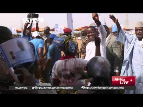 Benin Set For Presidential Run-off Vote