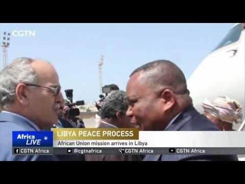 African Union Mission Arrives In Libya