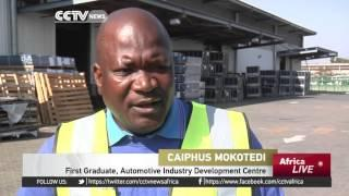 South African Motor Incubation Centre To Increase Vehicle Production