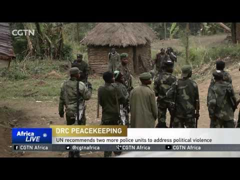 Increased Violence In The DRC Prompts UN Concern