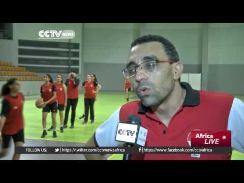 Women's Basketball Tournament To Kick Off In Egypt