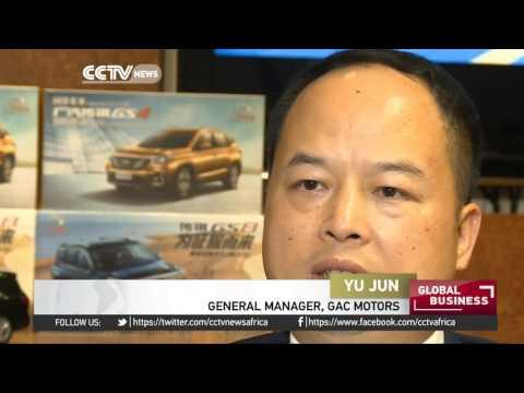 Chinese Automaker GAC Launches SUV In Nigeria