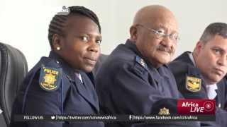 South Africa Police Force Learns Mandarin