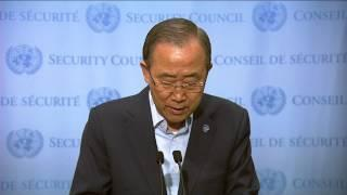 UN Secretary General Outraged At Sexual Attacks By Peacekeepers In Côte D'Ivoire