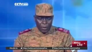 World Leaders Condemn Burkina Faso Coup