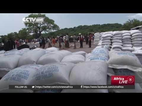 Uganda Struggling With Influx Of Thousands Of Refugees
