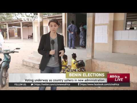 Benin Elections: Voting Underway As Country Ushers In New Administration