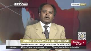 Congo's President Seeks To Change Consitituion For 3rd Term