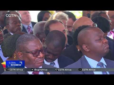 President John Magufuli Launches E-passports
