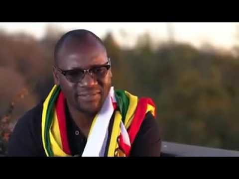 Pastor Evan Mawarire  Emotional Interview As He Explains #ThisFlag Movement Story