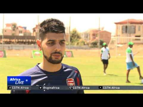 Ethipoian Tacticians Receive Advanced Training From Arsenal Coaches