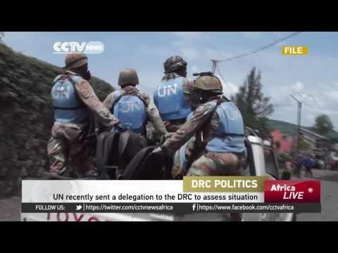 UN Security Council Wants Elections Held As Soon As Possible In DRC