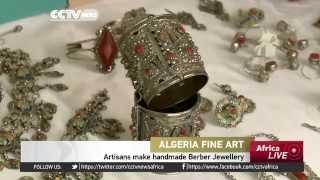 Algerian Artisans Make Handmade Berber Jewellery