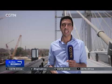 El Sisi Opens Mega Tahya Misr Bridge, World's Widest Causeway