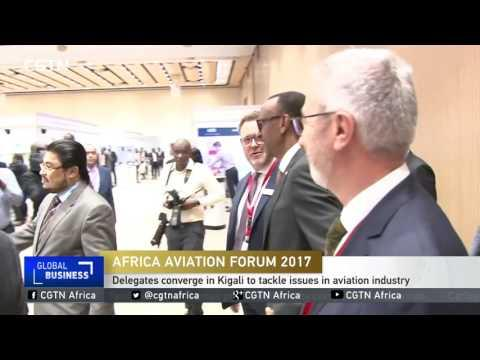 Delegates Converge In Kigali To Tackle Issues In Aviation Industry