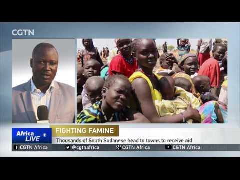 WFP Delivers Emergency Food Assistance To Parts Of South Sudan