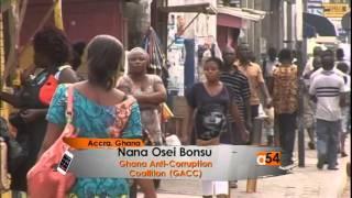 Ghana Corruption