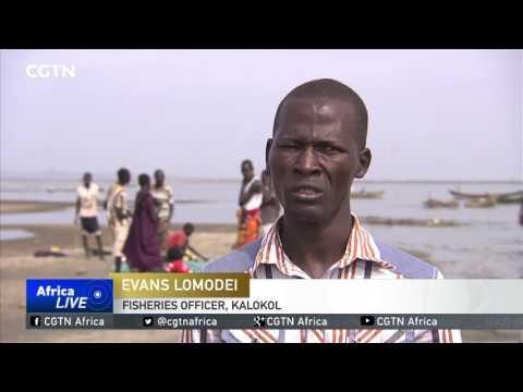 Fishermen Struggle To Fill Their Nets In Kenya's Far North