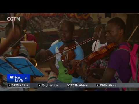 Youth Orchestra Brings Classical Music To Nairobi Slums