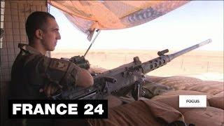 Fighting Terror From France's Military Outpost In Niger