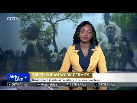 South Sudan Government Insists Aid Workers Must Pay New Fees