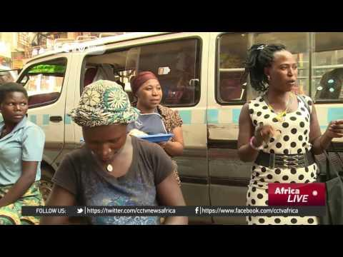 Ugandan Hawkers Accused Of Taking Business Away From Formal Stores