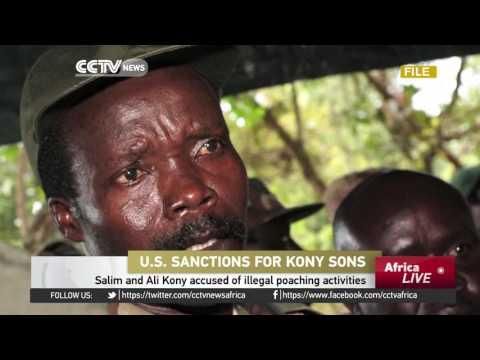 Joseph Kony's Sons Accused Of Illegal Poaching Activities