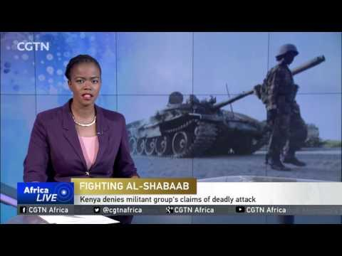KDF Attack: AL-Shabaab Militants Claim They've Killed Dozens Of Kenyan Troops