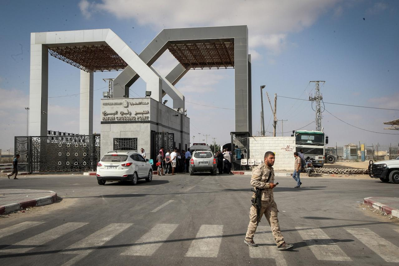Egypt Temporarily Reopens Rafah Crossing With Gaza