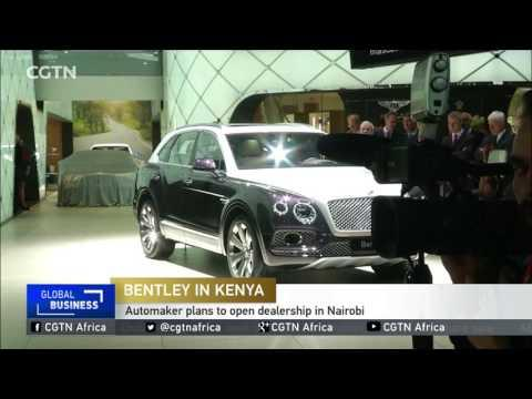 Bentley Motors Plans To Open Dealership In Kenya