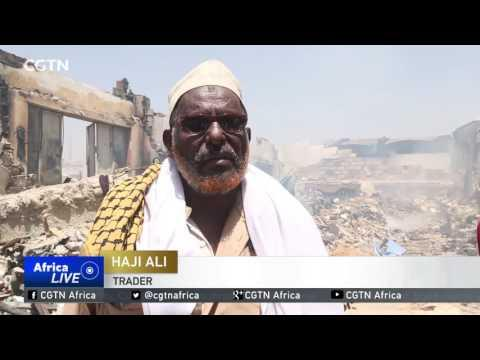 Blaze Destroys Property Worth Millions In Somalia's Bakaaro