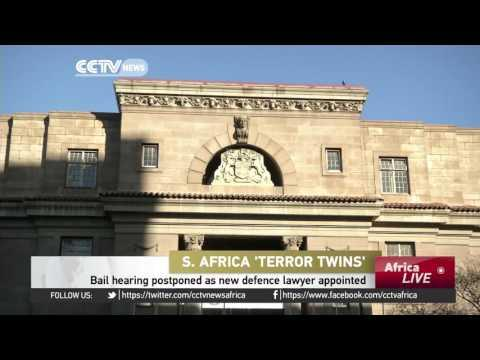 Bail Hearing For South African Terror Suspects Postponed
