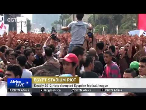 Egyptian High Court Upholds Death Sentences For 2012 Football Violence