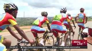 Eritrean Cyclists Hopeful Of Country's Second Title In Rwanda
