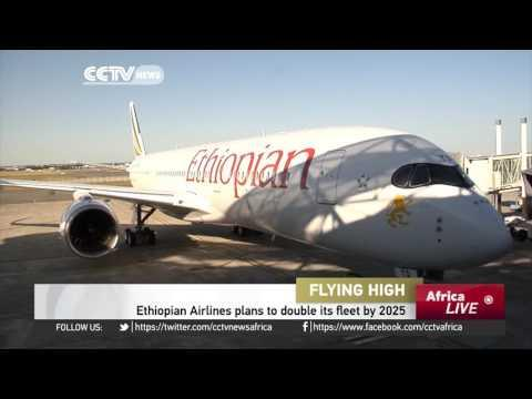Ethiopian Airlines To Double Fleet By 2025