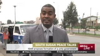 South Sudan Peace Talks To Resume