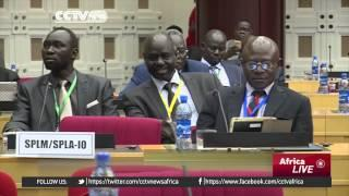 AU Welcomes President Salva Kiir's Decision To Sign Deal