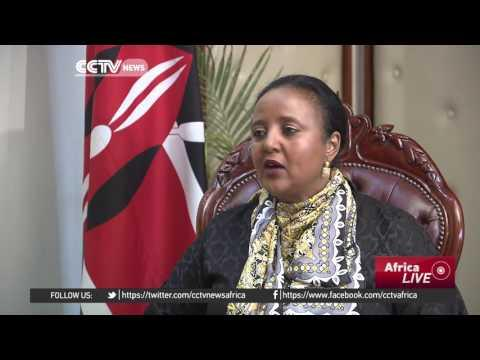 Kenya's Amina Mohamed Seeks To Be The Next Head Of The African Union