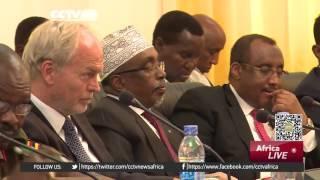 Ban Ki-Moon Praises Somalia's Commitment To Recovery