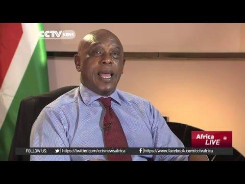 South African Businessman Sexwale Still In The Race For FIFA Post