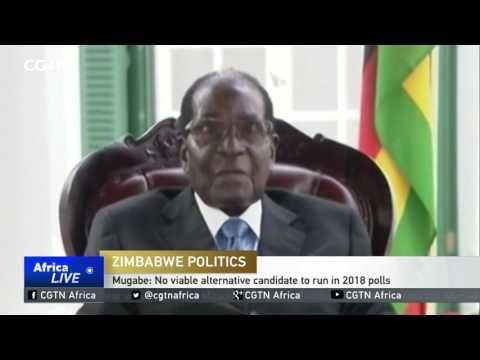 Mugabe: No Viable Alternative Candidate To Run In 2018 Polls