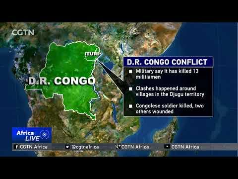 DRC Military Say It Has Killed 13 Militiamen