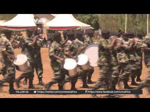 Armies From Several East African Countries Conclude Training In Mombasa