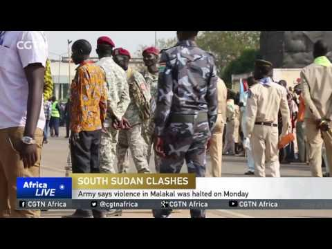 South Sudan Army Says Calm Returned Following Violence In Malakal