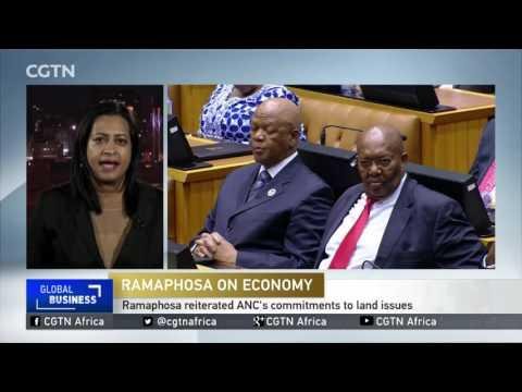 South Africa's Deputy President Concedes Economy Boosting Plans Insufficient