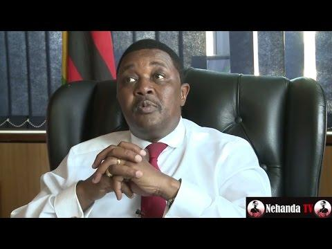 Walter Mzembi Criticises Bond Notes, Backs Use Of Rand In Zimbabwe