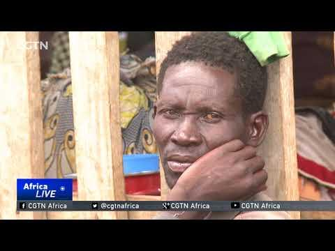 Refugees Recount Journey To Uganda