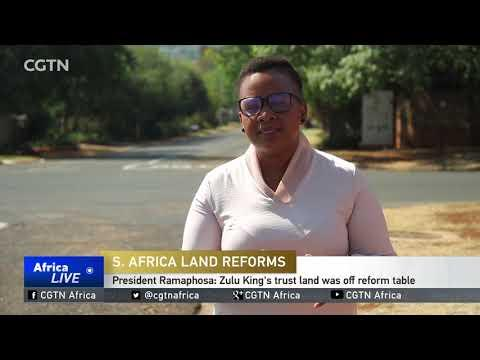 South Africa Land Reforms