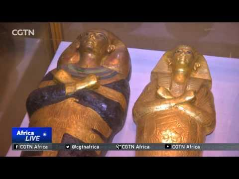 Chinese Experts Discuss Antiquity Deals With Egyptian Counterparts