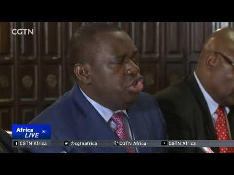 President Mnangagwa Warns Opposition Parties Against Anarchy